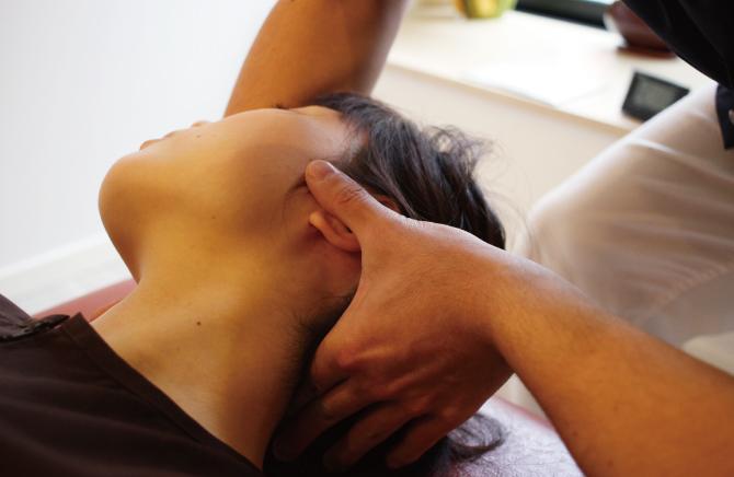 頭痛 – 整体・治療