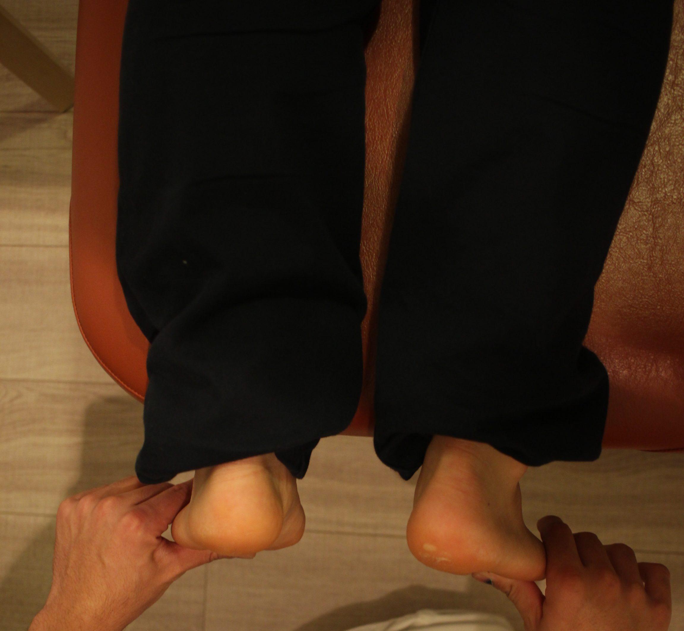 足の長さの左右差