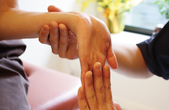 腱鞘炎 – 整体・治療